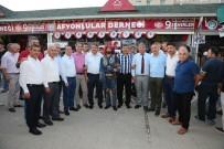 DARıCA GENÇLERBIRLIĞI - Darıca'da Afyon Yöresi Halk Oyunları Büyük İlgi Gördü
