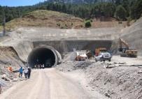 ULAŞTıRMA BAKANLıĞı - Demirkapı'da İkinci Tünel Çalışmaları Da Başladı