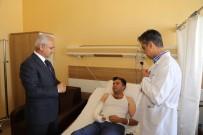 Erzincan'daki Patlamada Yaralanan Askerlerin Durumu İyi