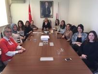 ÖZGECAN ASLAN - Eskişehir Barosu Kadın Hakları Komisyonundan Kadınlara Yönelik Şiddet Açıklaması