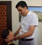 SOSYAL HİZMETLER - Evi Yanan Aileye Kaymakamlık Sahip Çıktı