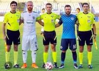 DENIZ ATEŞ - Fethiyeli Hakem Süper Lige Doğru