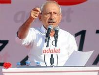 FETÖ'cü Toros'tan Kılıçdaroğlu'na destek