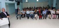 İŞ GÜVENLİĞİ - Gebze'de Stajyer Öğrencilere Eğitim Verildi