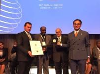AZERBAYCAN CUMHURBAŞKANI - Hasanov'a İpanya'dan Madalya