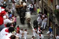 SPOR AYAKKABI - İspanya'da Kızgın Boğalar 5 Kişiyi Yaraladı