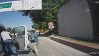 VATAN CADDESİ - İstanbul'da 1 Milyon Dolarlık Soygun Kamerada