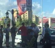 MEYDAN DAYAĞI - İstanbul'da tacizciye meydan dayağı