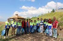 ÇEVRE TEMİZLİĞİ - İyilik Gönüllüleri'den Örnek Hareket