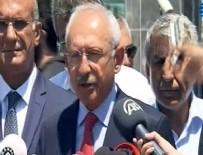 ENIS BERBEROĞLU - Kılıçdaroğlu, Berberoğlu'nu ziyaret etti