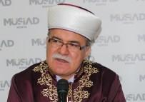 DİYARBAKIR EMNİYET MÜDÜRLÜĞÜ - KKTC Din İşleri Başkanı Diyarbakır'da Gözaltına Alındı