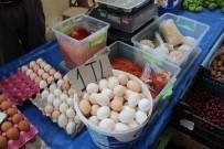 KENAN YILMAZ - Köy Yumurtasının Fiyatı Pahalı Olmasına Rağmen İlgi Yoğun