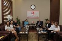 KÜLTÜR BAKANLıĞı - Kültür Ve Turizm Bakanlığı Araştırma Heyeti Eskişehir'de