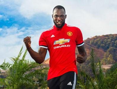 Lukaku resmen Manchester United'ta!