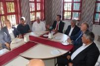 İRAN CUMHURBAŞKANı - Mehmet Erat, ATSO Adaylığını Açıkladı