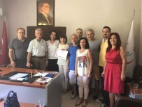 DIŞ HEKIMI - Milas'ta Diş Hekimlerine Temel Yaşam Eğitimi Verildi
