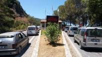 GÖZLEME - Milli Park Ziyaretçi Akınına Uğruyor
