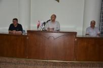 YILDIRIM DEMİRÖREN - Nazilli Belediye Meclisi Temmuz Ayı Toplantısı Yapıldı