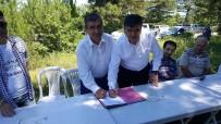 DIKILITAŞ - Pazaryeri Küçükelmalı Tabiat Parkı'nın İşletme Devrinin Sözleşmesi İmzalandı