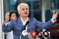 HÜSEYİN ŞAHİN - Şahin Açıklaması 'Hainler O Gece Karşısında Türk Milletini Buldu'