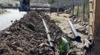 MEHMET KARA - Şamar'ın Kanalizasyon Sorunu Çözüldü