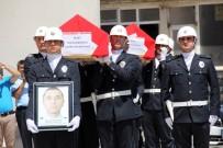 TRAFİK MÜDÜRLÜĞÜ - Şehit Polisler Memleketlerine Uğurlandı