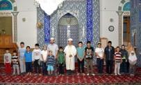 CAMİ İMAMI - Selçuklu'da Çocuklar Camileri Dolduruyor