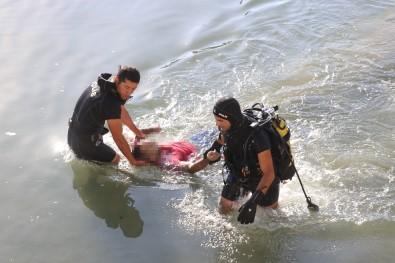 Serinlemek için nehre atladı, canından oldu!