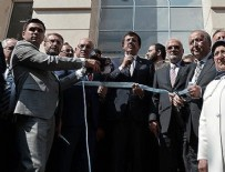 TAHRAN - Tahran'da Türk Ticaret Merkezi açıldı