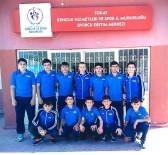 GAZIOSMANPAŞA ÜNIVERSITESI - Tokat Sporcu Eğitim Merkezinden Büyük Başarı
