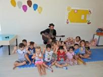 OKUL ÖNCESİ EĞİTİM - Türkiye'nin Tek Çocuk Masal Anlatıcısı