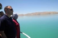 MUSTAFA TEMIZ - Vali Kaldırım, Elazığ'da Turizmin Kalkınması İçin Çalışıyor
