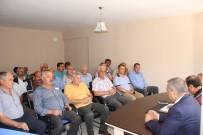 Yomra'da Enerji Toplantısı Yapıldı