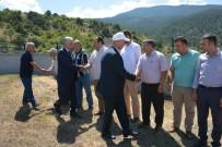 15 Temmuz Demokrasi Ve Milli Birlik Günü Etkinlikleri Ilgaz'da Başladı.
