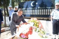 HALIL ELDEMIR - 15 Temmuz Demokrasi Ve Milli Birlik Günü Etkinlikleri Kapsamında Şehitlik Ziyareti