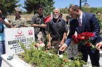 İL BAŞKANLARI - 15 Temmuz Etkinlikleri Şehitlik Ziyaretleri İle Başladı