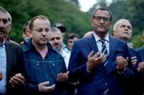 GİRESUN VALİSİ - 15 Temmuz Gazisine Duygulandıran Sürpriz