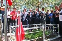 ANAVATAN PARTISI - 15 Temmuz Şehidi Akif Kapaklı Mezarı Başında Anıldı