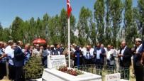 SOĞUK SAVAŞ - 15 Temmuz Şehidi Hamuryen Mezarı Başında Anıldı