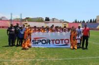 ÖDÜL TÖRENİ - 15 Temmuz Şehitleri İçin Futbol Turnuvası