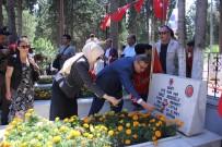 BURHANETTIN KOCAMAZ - 15 Temmuz Şehitlerini Anma Programı Mersin Şehitliği'nde Başladı