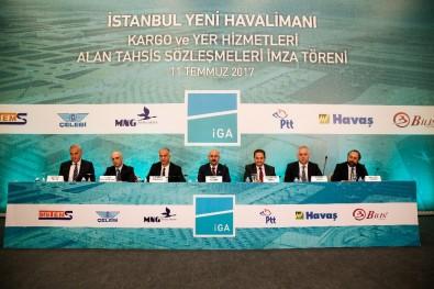 3. Havalimanı için 6 şirketle 250 milyon euroluk anlaşma