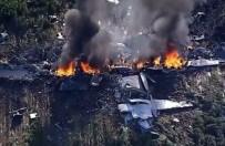ASKERİ UÇAK - ABD'de askeri uçak düştü: 16 ölü