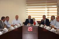 ADANA VALİSİ - Adana Milli İradeye Saygı Platformu'ndan Demokrasi Nöbetine Davet