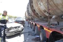 ALI YıLMAZ - Afyonkarahisar'da trafik kazası: 1 ölü