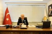 BAYRAK YARIŞI - Ak Parti İl Başkanı Torun, Yeni Dönem İçin İHA'ya Konuştu