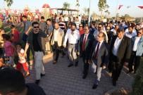 FUTBOL SAHASI - Akçakale Kent Parkının Açılışı Yapıldı