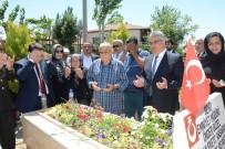İLKNUR İNCEÖZ - Aksaray'da 15 Temmuz Kanlı Darbe Girişimi Anma Etkinlikleri
