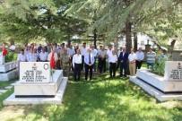 GAZİ YAKINLARI - Akşehir'de 15 Temmuz Şehitlerini Anma, Demokrasi Ve Milli Birlik Günü Etkinlikleri Başladı