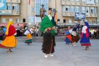 BÜYÜKŞEHİR YASASI - Akşehir'de Dans Ve Halk Oyunu Ekipleri Final Yaptı